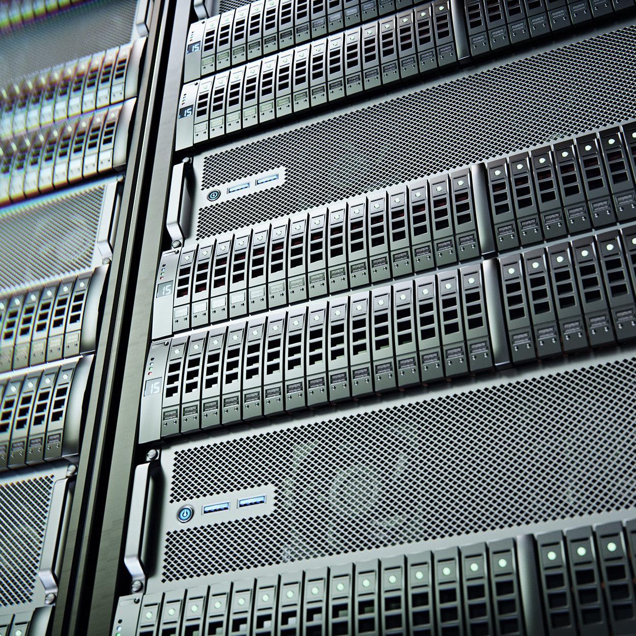 Serverinfrastruktur