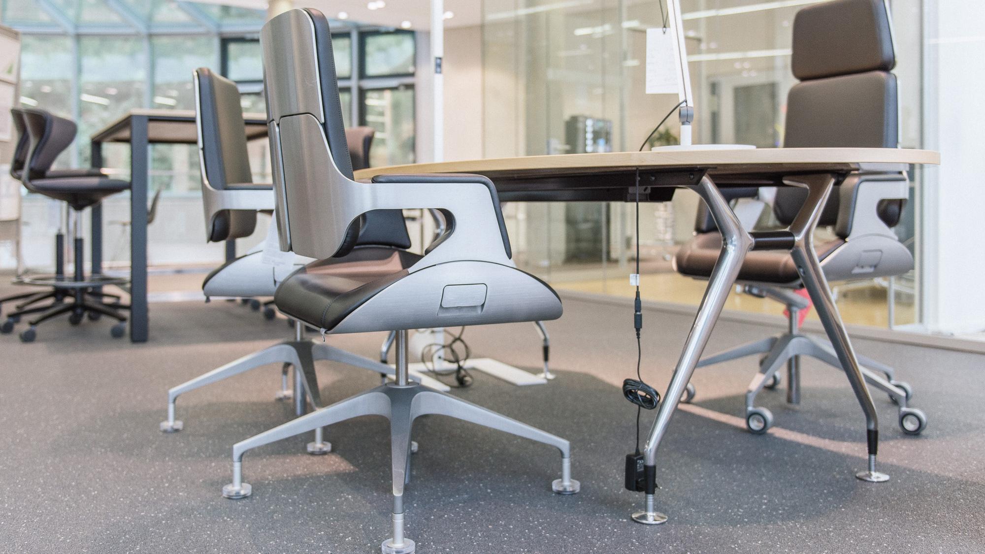 Raumkonzepte - Wenn Büroplanung und Büromöbel Arbeit besser machen ...
